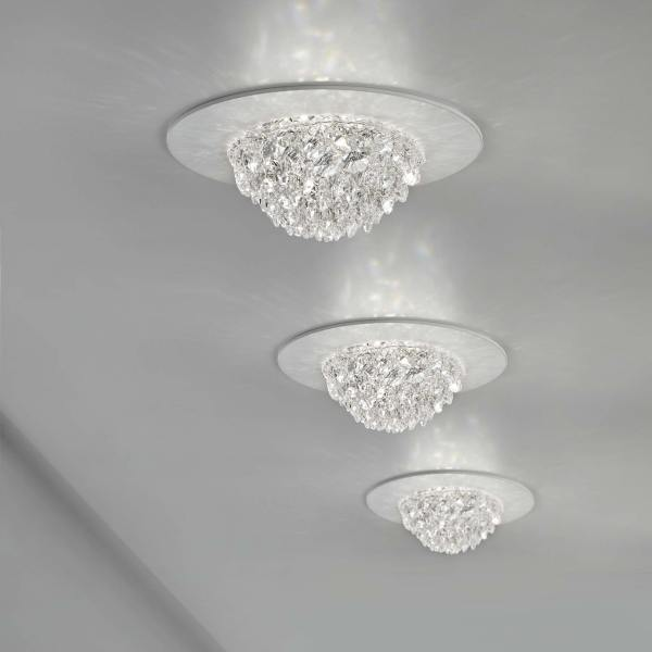 Bool Ceiling Spot Light by Masiero   BOOL Spot WH M