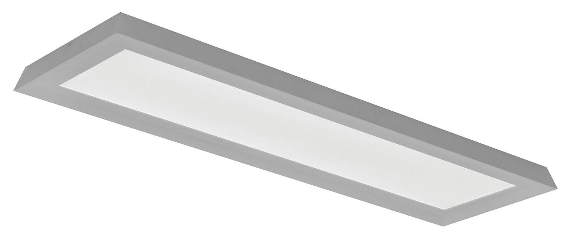 zurich linear flush mount ceiling light by afx zuf12241800l30d1sn