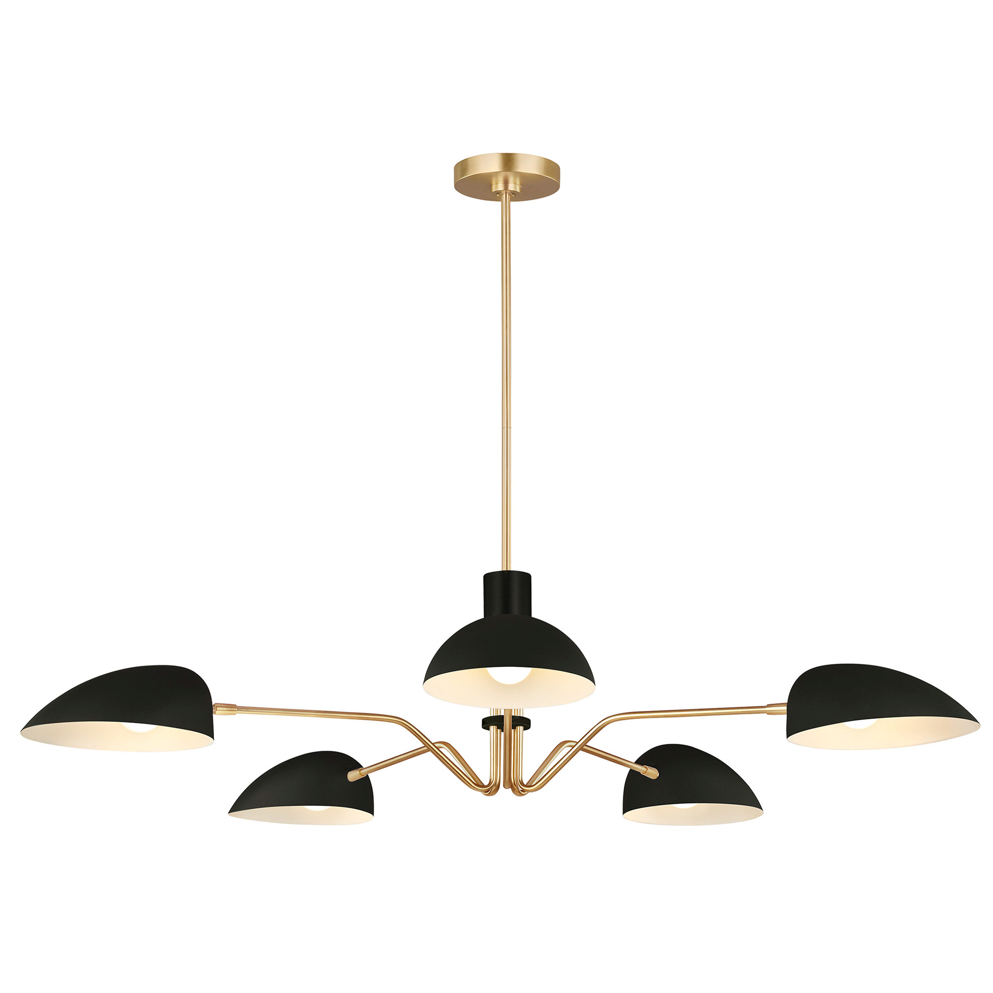 jane chandelier by ed ellen degeneres ec1025mbk