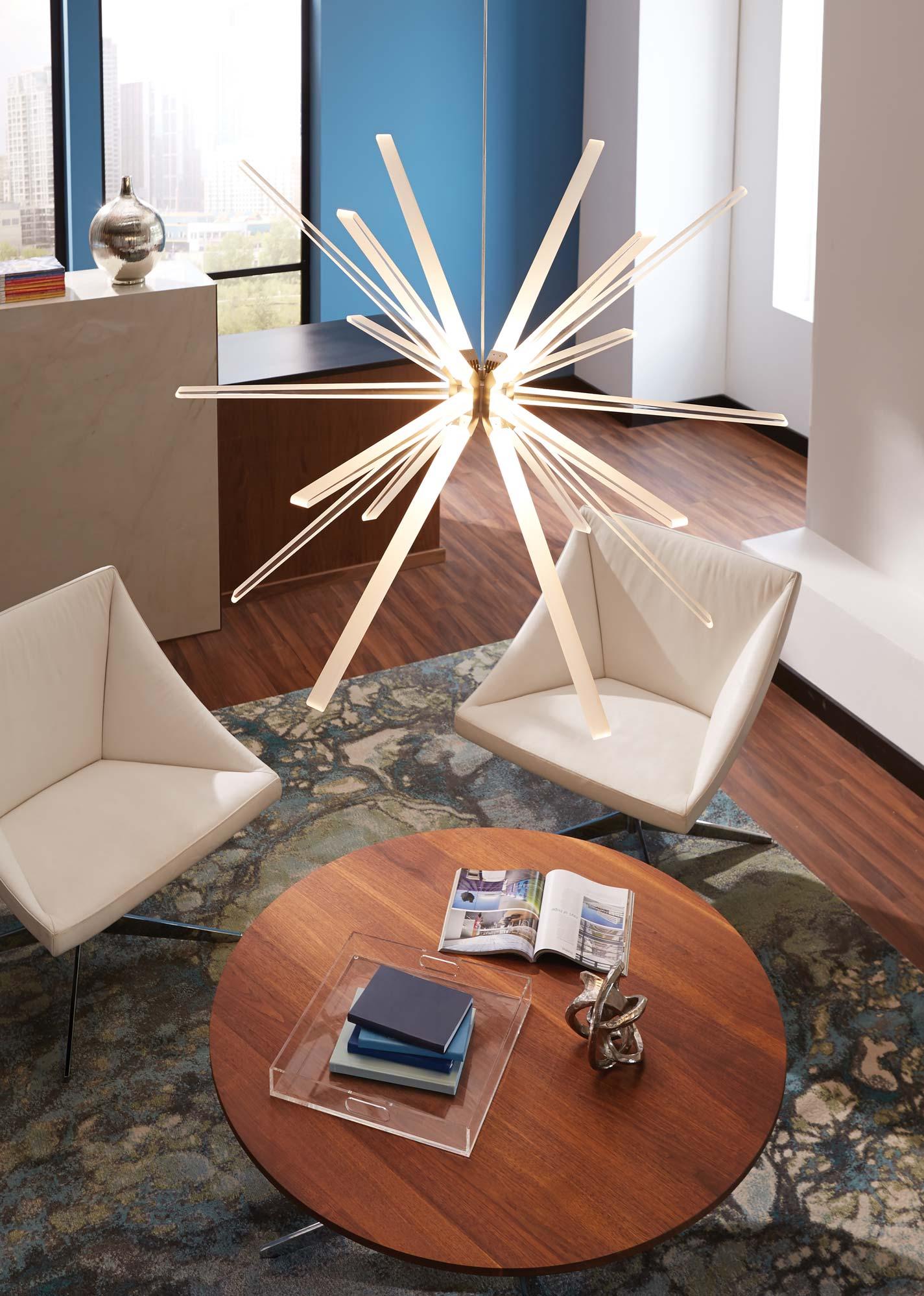 Tech Lighting Inner Fire Pendant