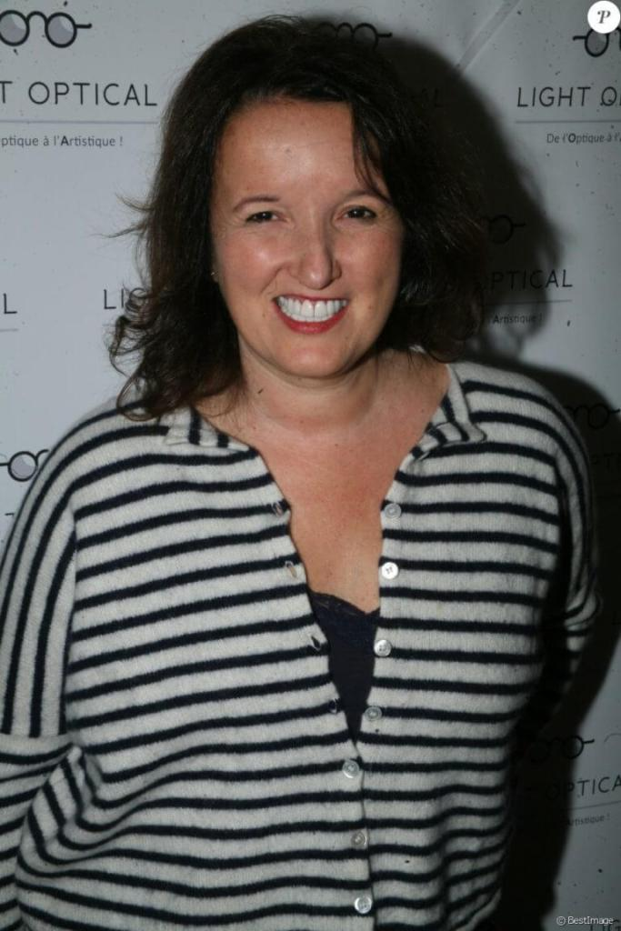 Anne Roumanoff au Light Optical Talent