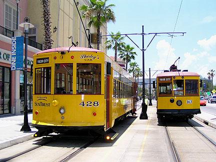 Streetcar Tampa