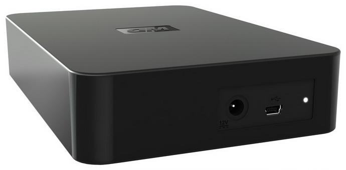 Western Digital Hard Disk 2 TB USB 7200rpm