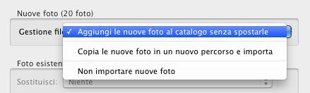 06 lightroom catalogo importazione importare foto guida tutorial italiano