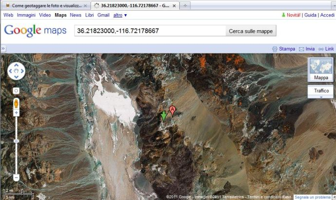 10 lightroom geotag geotagging mappa maps google gps metadati