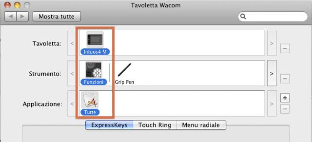 02 lightroom wacom intuos4 configurazione impostazioni personalizzare personalizzazione workflow guida tutorial