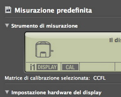 Calibrare e profilare il monitor con i1Display Pro e i1Profiler (di
