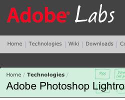 Lightroom 3.5 e Camera Raw 6.5 Release Candidate sono ora disponibili su Adobe Labs