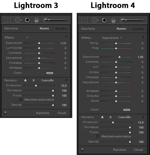 01 lightroom sviluppo pennello regolazione locale maschera tutorial guida gratuito gratis