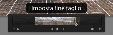 08 lightroom 4 video tagliare editing montaggio libreria tutorial corso gratuito