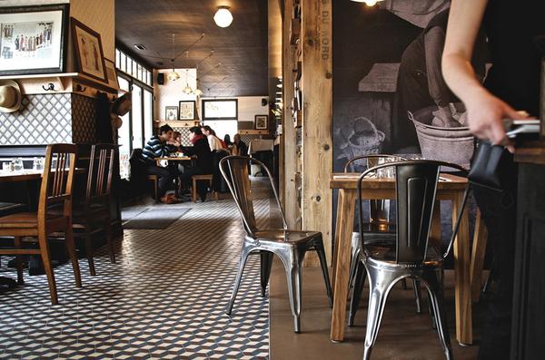 French Bistro Interior Design