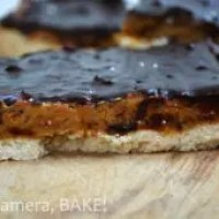Paleo Butterscotch Slice