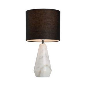 Nora Table Lamp Black