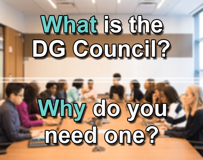 what is a data governance council