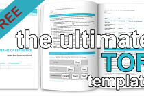 ultimate TOR template