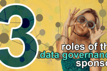 3 roles of the data governance sponsor