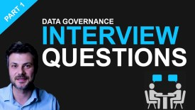 Data governance interview questions answers