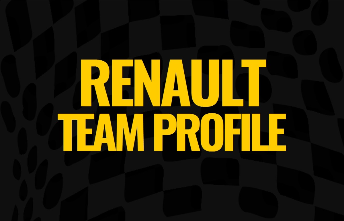 Renault F1 Team Profile