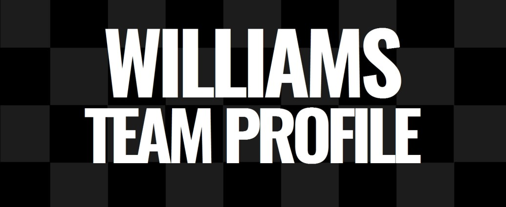 Williams F1 Team Profile - Lights Out ○○○○○