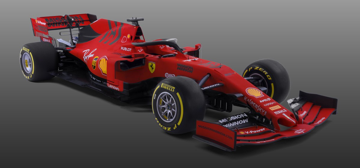 Ferrari Unveil SF90