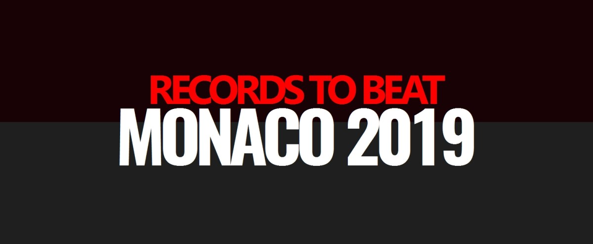 Milestones and Records to Beat: 2019 Monaco GP