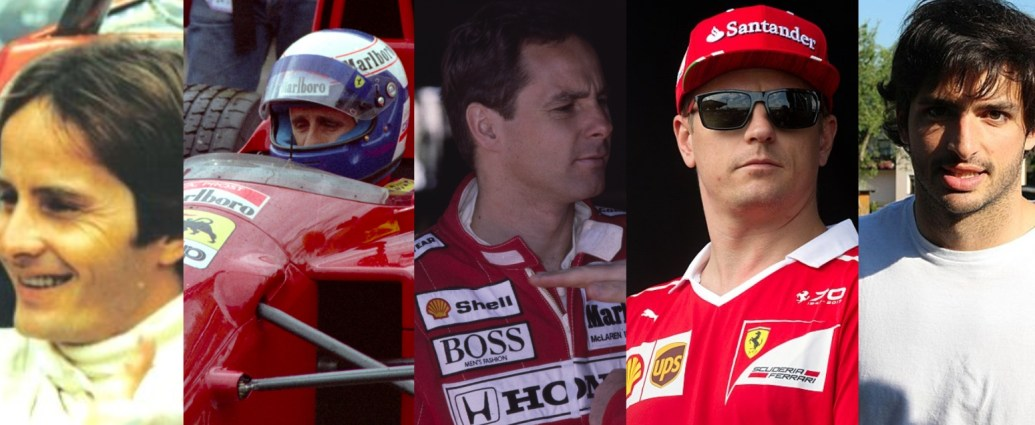 The F1 Drivers Who Moved From Mclaren To Ferrari Lights Out