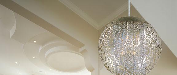 View Larger Image Maxim Lighting Arabesque Pendant