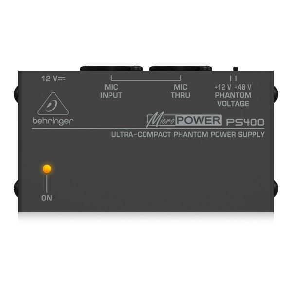 PS400 : Ultra-Compact Phantom Power Supply