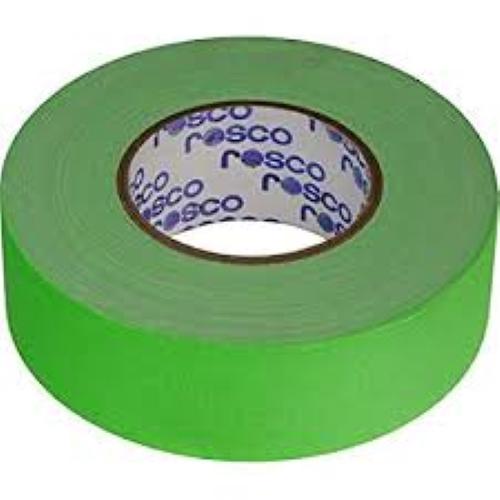 Rosco Chroma Key Green TAPE 50MM x 50M Roll