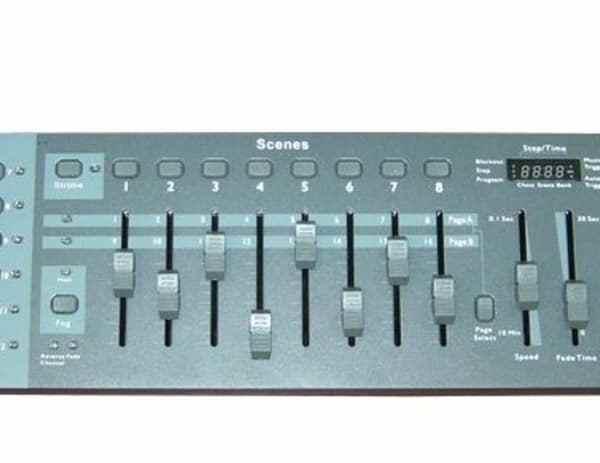 Light Emotion DMX192 DMX Lighting Controller