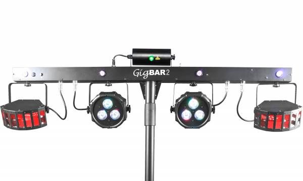 Chauvet DJ GigBar 2 DJ Multi Effect Bar