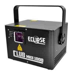 Eclipse 1w RGB club laser
