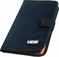 UDC CD CASE Black and Orange