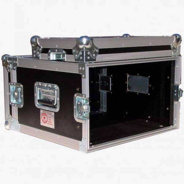 Procases RKF6U 6RU Effects Rack Case (350mm deep)