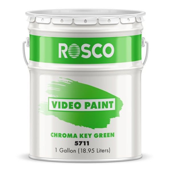 #05711 Chroma Key Green
