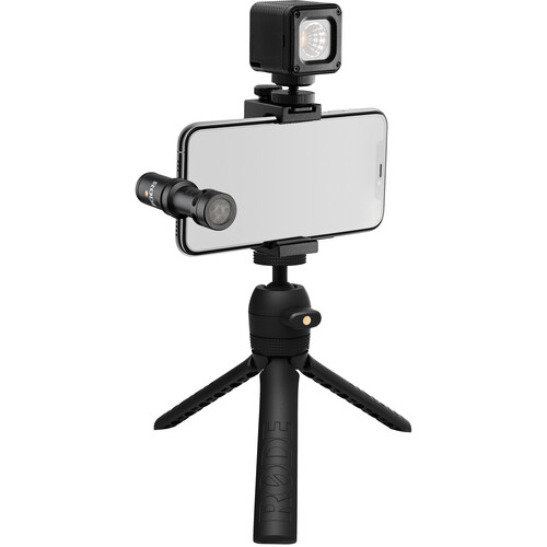Rode Vlogger Kit iOS Edition with VideoMic ME L