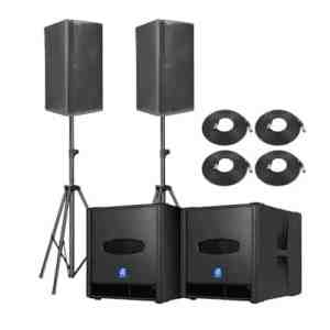 SPECIAL AUDIO PACKAGES
