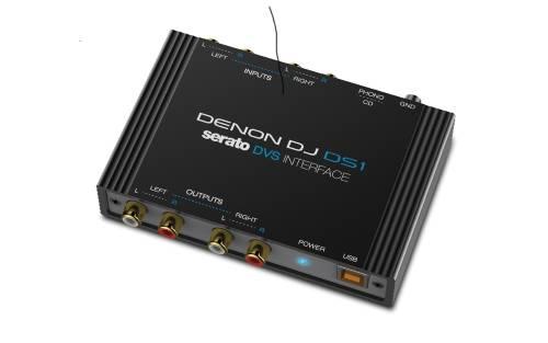 Denon DJ DS1 Serato Interface Digital Vinyl System & Timecode
