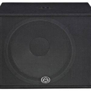 "Wharfedale Kinetic 18BA 300w RMS 18"" Powered SUB - New"