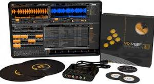 Mixvibes DVS Ultimate DJ software with UMIX44 Was $299 - NEW