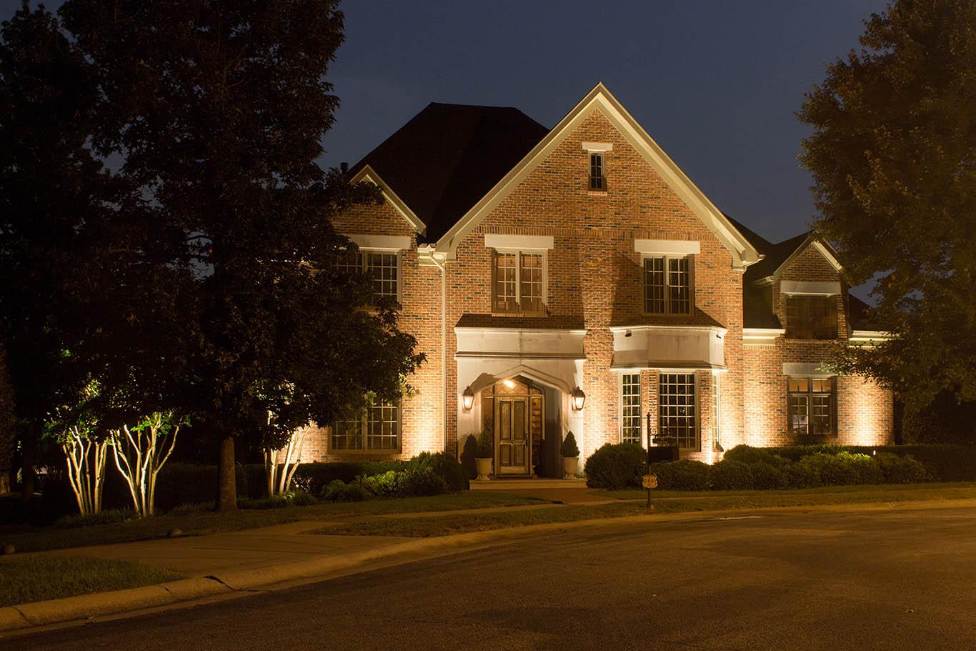 Architectural Lighting Light Up Nashville