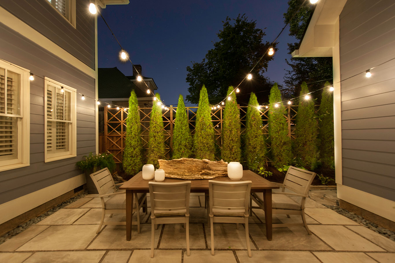 outdoor lighting services light up nashville - Perspectives Deco