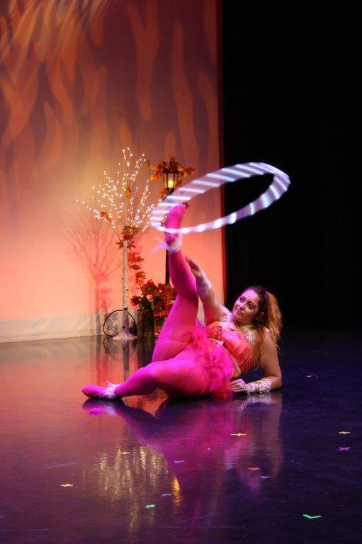 Variety show 2019 acrobat