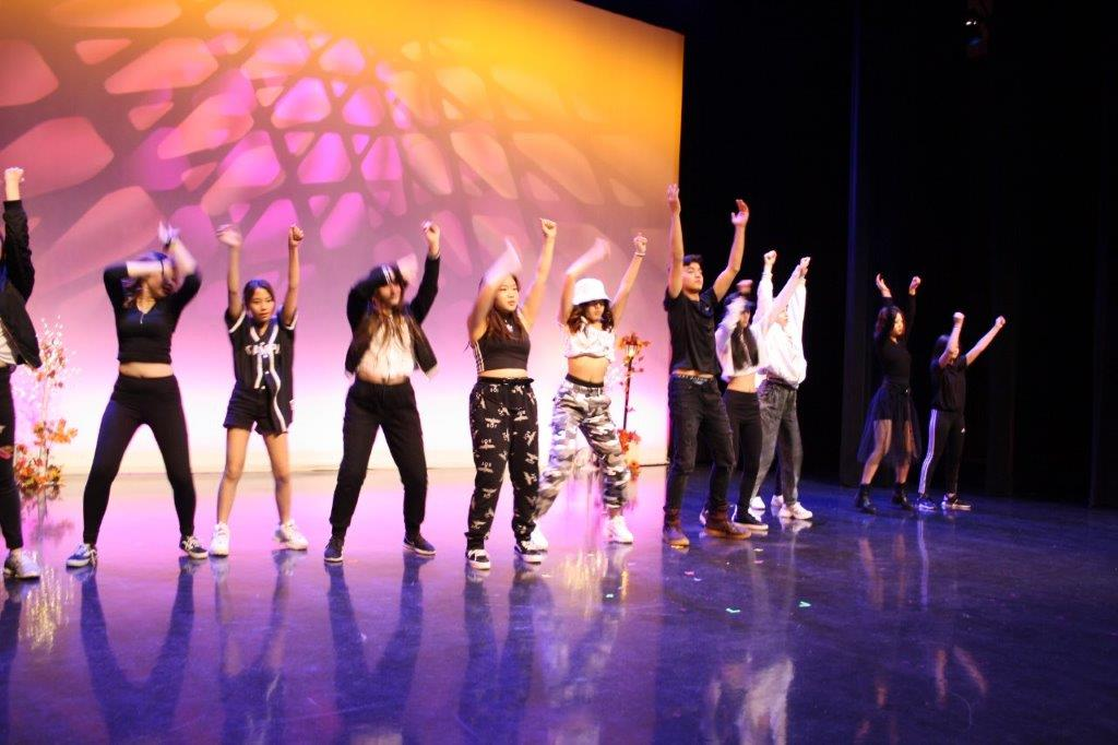 Variety show 2019 dance group