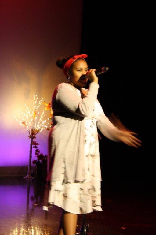 Variety show 2019 vocalist