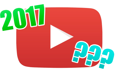 My plans for YouTube in 2017