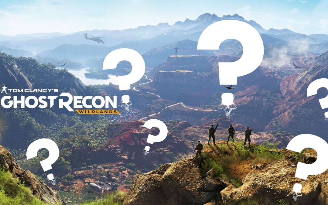 Stretching Out Ghost Recon: Wildlands