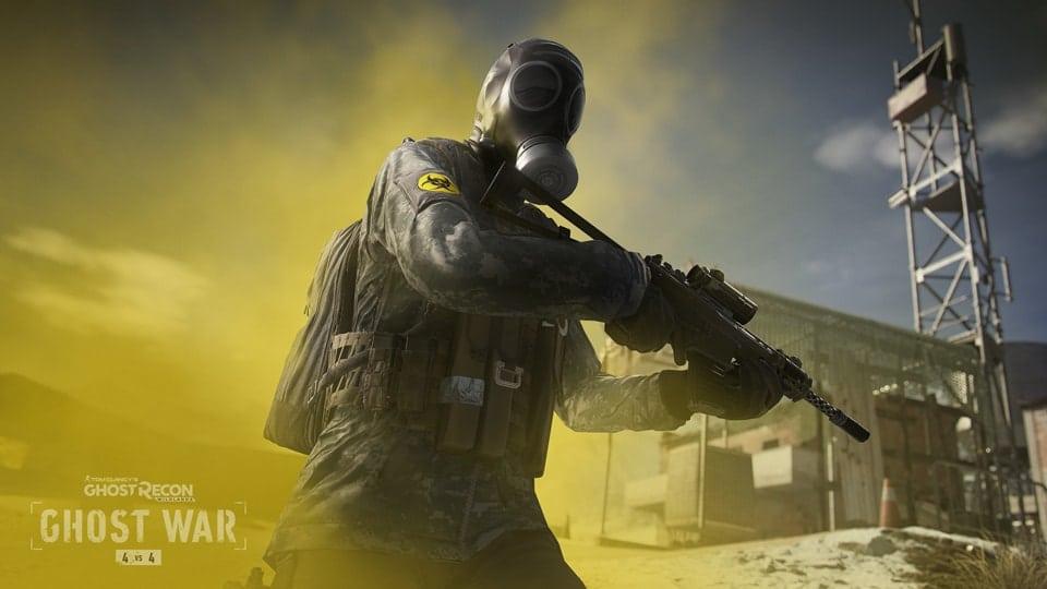 Toxic class in Ghost War