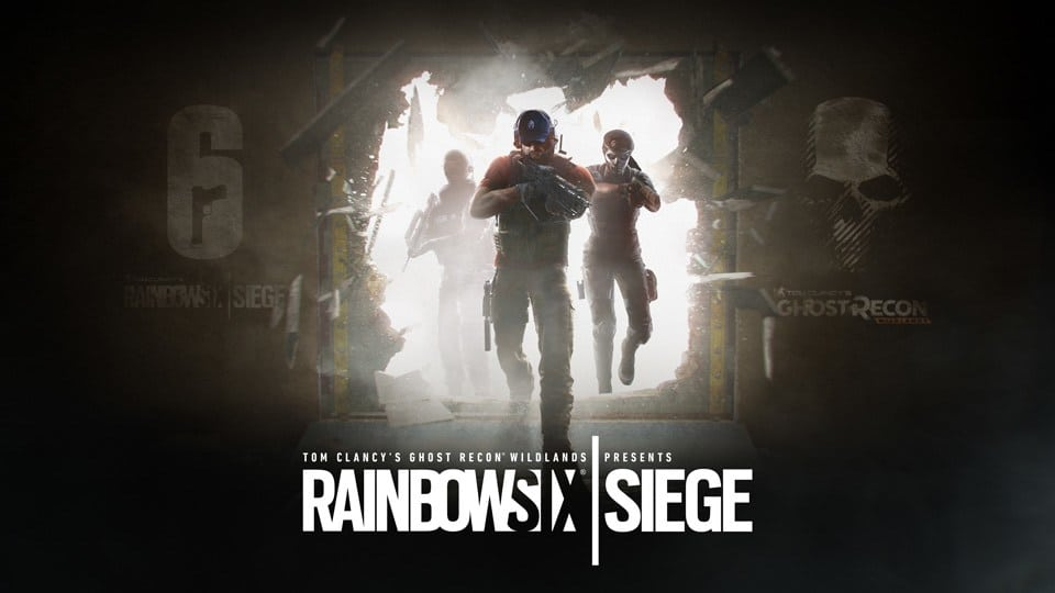 Ghost Recon Wildlands presents Rainbow Six Siege