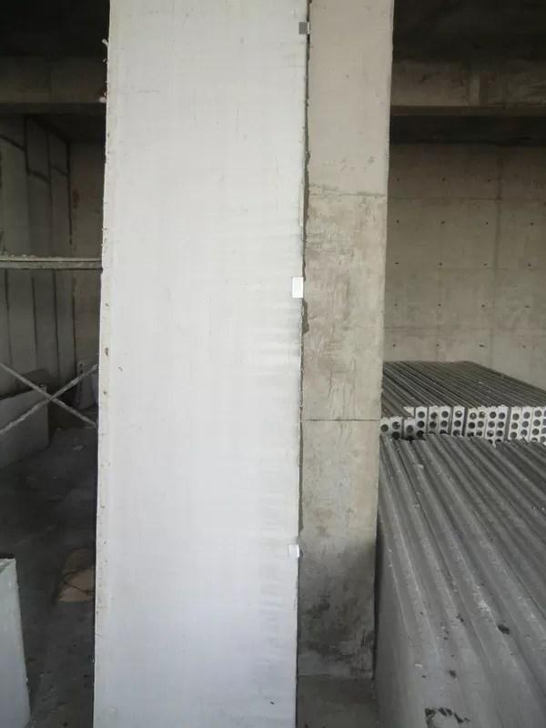 Residential Building Sound Insulation Prefab Interior Wall